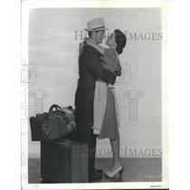 1941 Press Photo Robert Sterling Marsha Hunt - RRS72485