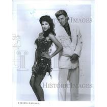 `19991 Press Photo TV Programs P.S.I. LUV U. - RRS52775