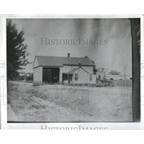 1935 Press Photo Detroit Largest City Michigan State - RRS25887
