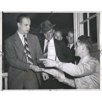 1941 Press Photo Benson Ford - RRS08477