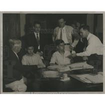 1933 Balfe MacDonald Trail Press Photo - RRS83021