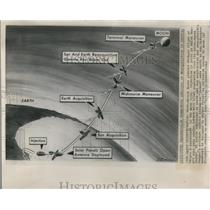 1962 Press Photo Ranger 4 - RRS29349