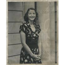 1918 Press Photo Miss.Stroh .Fedric M.Sibley Event - RRS75229