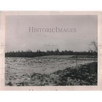 1919 Press Photo Billy Dansey Case field