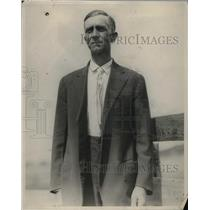 1926 Press Photo Fred Patzel Omaha Nebraska