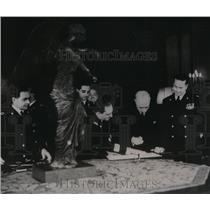 1938 Press Photo Lord Perth British Ambassador to Italy & Count Galeazzo Ciano