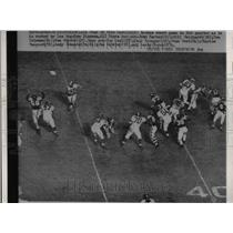 1932 Press Photo All Stars, Karrasm  Reichardt, Coleman and Snyder
