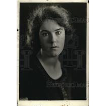 1921 Press Photo Ruth Wallace Daughter of Secretary of Agriculture