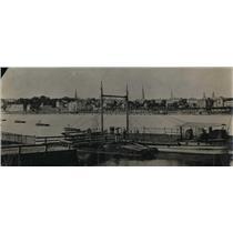 "1918 Press Photo View of Bonn, Germany in book ""Am Rhein"""