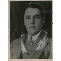 1924 Press Photo Earl of Birhead Secretary of India