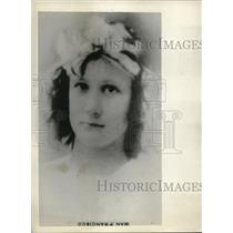 1927 Press Photo Isabel Artist picture taken in San Francisco
