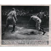 1948 Press Photo Philadelphia's Harry Walker Versus Pittsburgh Pirates