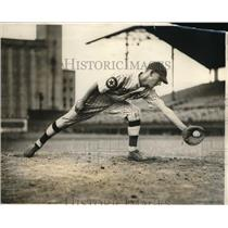 1928 Press Photo Paul Shannon Am. Legion 1st Base To Play In Junior World Series