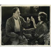 1923 Press Photo Movie Scene House Pelers