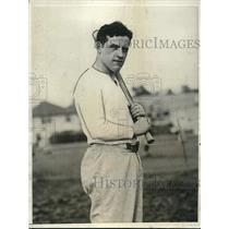 1931 Press Photo Al Hildebrand, 3rd baseman Univ of S Calif.