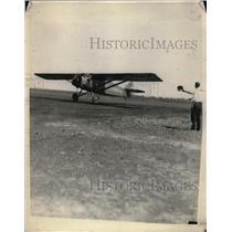 1929 Press Photo Buffalo's Endurance Flyers. - neb32633