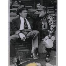1944 Press Photo White Sox manager James Joseph Dules-Oneil - nes02504
