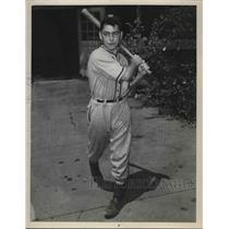 1948 Press Photo Warren Jet Weidrich  - nes01300