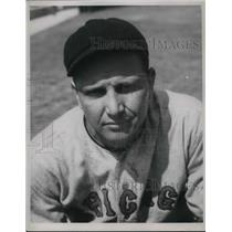 1936 Press Photo Chicago John Whitehead - nes02550