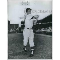 1962 Press Photo Washington Senators Jimmy Piersall - nes02607