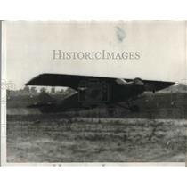 1930 Press Photo Hunters Brother Plane