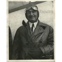 1931 Press Photo Aviator, Beman Macfadden in his flying gear