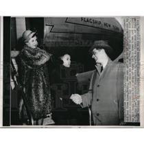 Press Photo Laurence Goldstein 11 Year old Boy From Mass. - neb47798