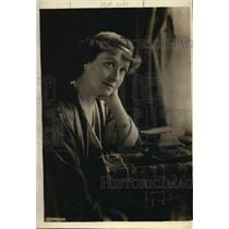 1919 Press Photo Mme, Edouard de Billy, Wife of Deputy High Commissioner