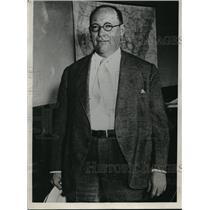 1933 Press Photo Roland Boynton Attorney General of Kansas