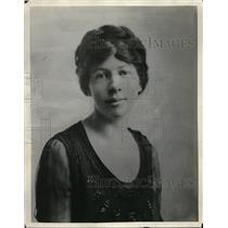 1920 Press Photo Miss Catherine Flanagan, organizer of Women's Party - neb50272