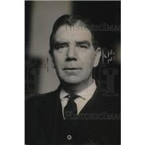 1920 Press Photo J. M. Barnes, Manager, Co-op Cigar Factory