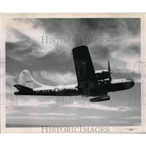 Press Photo Lewis Flight Propulsion Laboratory NACA B-29 Plane