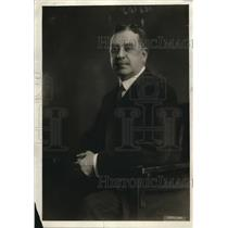 1918 Press Photo Charles Moore, Chairman of U.S. Commission of Fine Arts