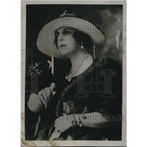 1921 Press Photo Mrs. J. A. Mango - neb64260
