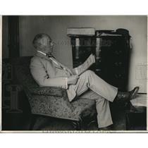 1920 Press Photo Mr Norman E. Mack in San Francisco, Cal. - neb65513