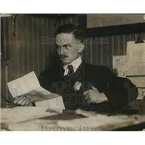 1916 Press Photo JOhn B. Abell - neb65848