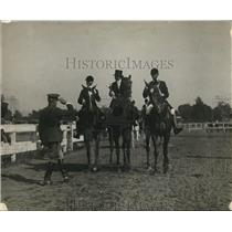 1921 Press Photo Cup Awarded to Winners at National Capitol Horse Show