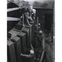 Press Photo Niagara Falls New York Power Project Westinghouse Electric Company