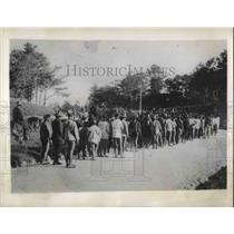 1912 Press Photo Phillipine Igorots