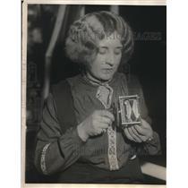 1925 Press Photo Radio on exhibit at Pennsylvania Hoel in NYC