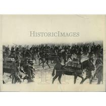 1925 Press Photo Morocco after disastrous Expedition Africa