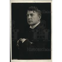 1920 Press Photo Mr Robert Mantell, actor died 6/27/1928 - neb85858