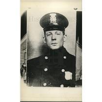 1929 Press Photo Lt. N. Marlett, Who Found Missing Jackie Thompson