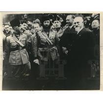 1923 Press Photo Signor Laufranioni of Milan Fascisti - neb92348