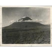 1923 Press Photo The Mount Oldongs-Ngay, Mount of the Massey Negros - neb73850