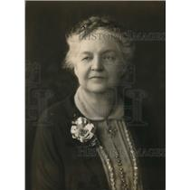 1928 Press Photo Mrs. W. N. Williams, president National Women's Relief Society