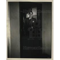 1930 Press Photo Everett Marshall Featured in RKO Radio Pictures Operetta
