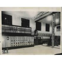 1931 Press Photo papal radio station at the Vatican in Italy