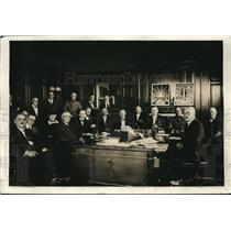 1921 Press Photo 1st meeting of Citizens' Committee of the District of Columbia