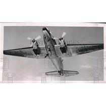 1952 Press Photo c-46 Air Frieghter Trubomeca